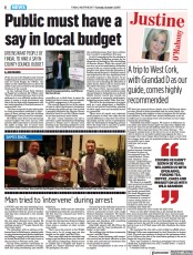 Public must have a say in local budget (Fingal Independent, 3 Oct 2017, Page8)