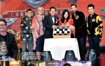 PressReader - Prestige Hong Kong: 2019-04-01 - THE GIFT OF GIVING