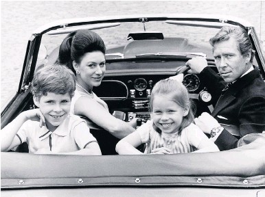 Image result for princess margaret lord snowdon