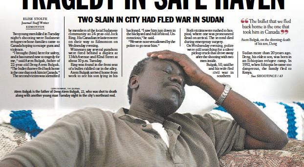 PressReader - Edmonton Journal: 2007-05-17 - TRAGEDY IN SAFE