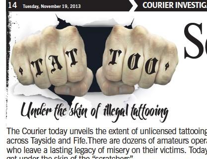PressReader - The Courier & Advertiser (Fife Edition): 2013