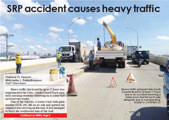 PressReader - The Freeman: 2018-03-01 - SRP accident causes