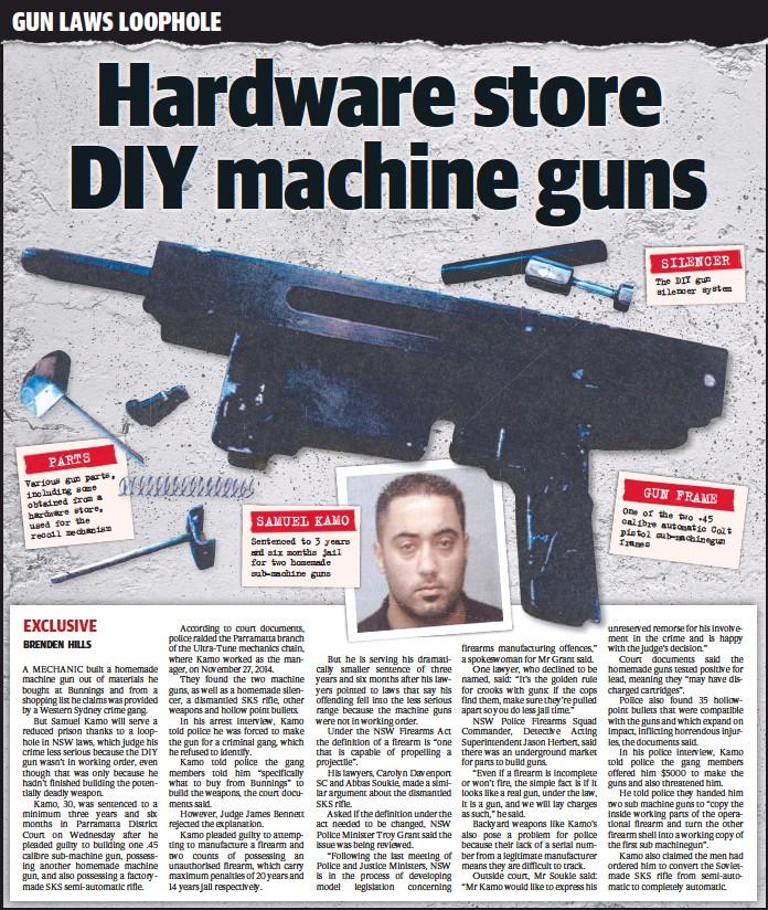 PressReader - The Sunday Telegraph (Sydney): 2017-11-19 - Hardware