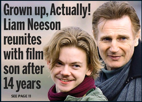PressReader - Daily Mail: 2017-02-17 - Grown up, Actually