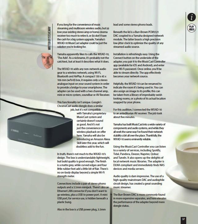 Pressreader Soundmag 2017 07 07 Upgrade Any Hi Fi With