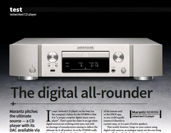 PressReader - Sound+Image: 2018-06-01 - SMART HI-FI