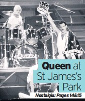 PressReader - The Chronicle: 2019-03-04 - Queen at St