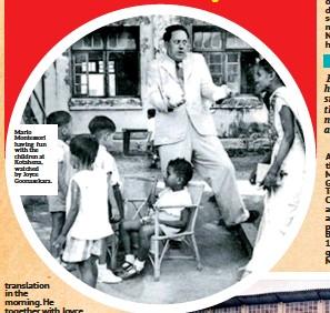Celebrating 70 Years Of Montessori