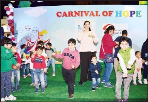 PressReader - Arab Times: 2019-03-19 - HOPE School holds 'Carnival