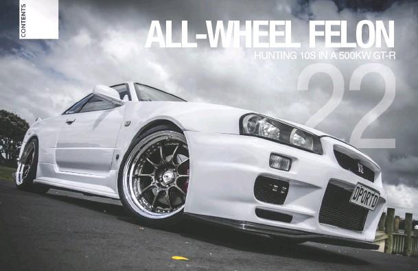 PressReader - NZ Performance Car: 2018-12-17 - ALL-WHEEL FELON