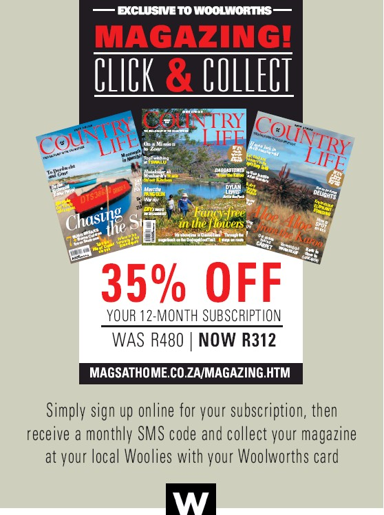 PressReader - South African Country Life: 2019-08-01