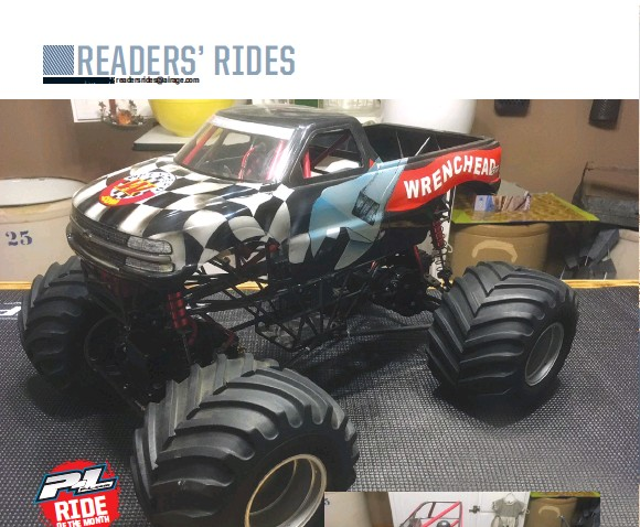 Rc Car Action >> Pressreader Rc Car Action 2018 09 01 Readers Rides