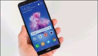 PressReader - Android Advisor: 2018-04-13 - Huawei P Smart