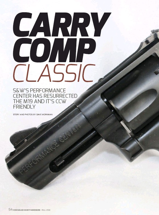 PressReader - Concealed Carry Hand Guns: 2018-09-01 - CARRY COMP CLASSIC