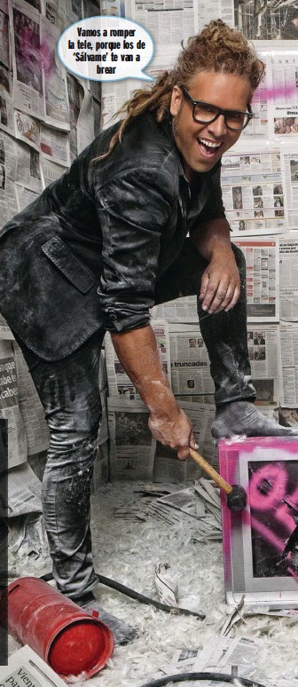 Pressreader Qmd 2015 11 23 Olvido Hormigos Desnuda
