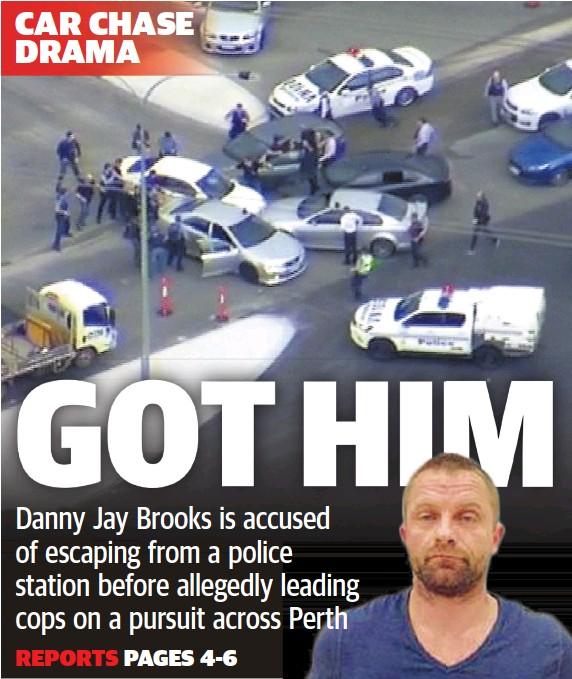 PressReader - The West Australian: 2016-09-16 - GOT HIM