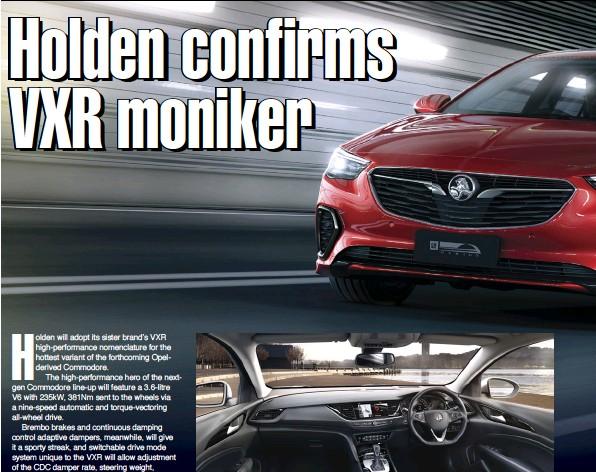 PressReader - Australian Muscle Car: 2017-09-01 - News