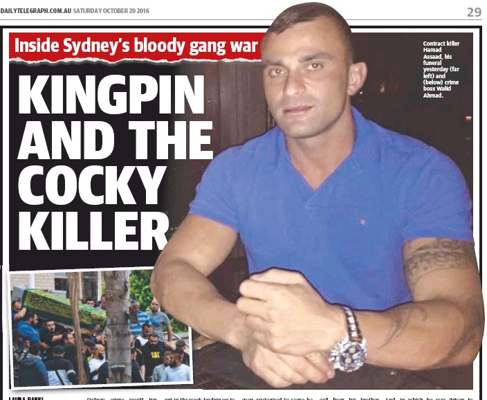 PressReader - The Daily Telegraph (Sydney): 2016-10-29 - KINGPIN AND