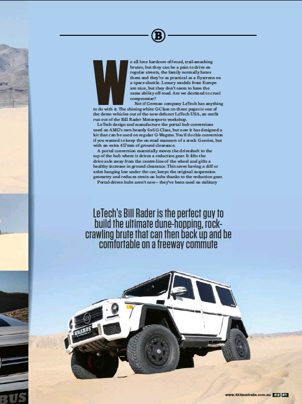 PressReader - 4 x 4 Australia: 2016-04-14 - CUSTOM 4X4