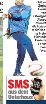 PressReader - Kronen Zeitung: 2015-11-23 - Trainer trifft