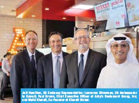PressReader - Kuwait Times: 2017-11-29 - Arby's opens its first