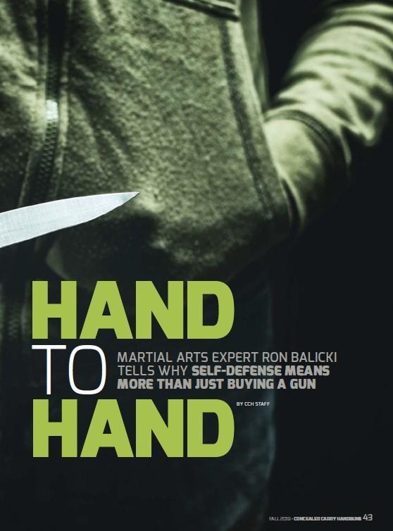PressReader - Concealed Carry Hand Guns: 2019-08-16