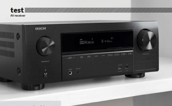 PressReader - Sound+Image: 2018-10-01 - DENON AVR-X2500H