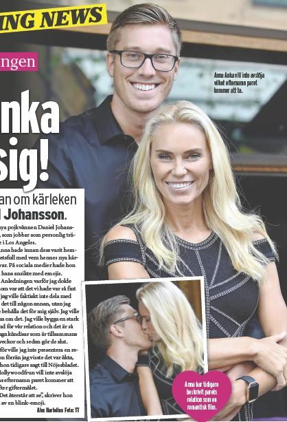 98daf772fbb PressReader - Klick!: 2019-03-15 - Anna Anka gifter sig!