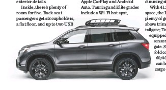 Pressreader Motor Trend 2019 02 01 2019 Honda Passport