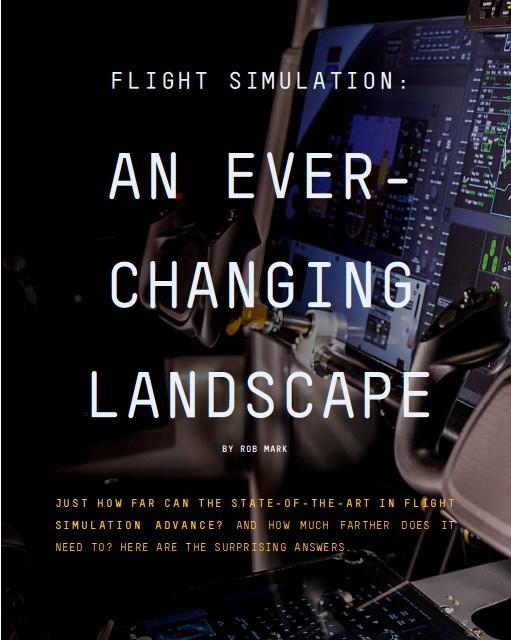 PressReader - Flying: 2019-03-01 - FLIGHT SIMULATION