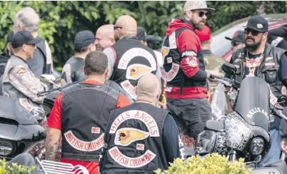 PressReader - Times Colonist: 2019-08-17 - Hells Angels pay