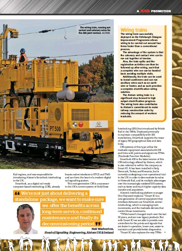 PressReader - Rail (UK): 2017-04-12 - INTELLIGENT SOLUTIONS