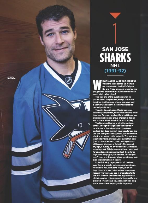 premium selection 64eb1 b1548 PressReader - The Hockey News: 2015-10-26 - THE TOP 100 ...