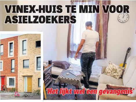 Afbeeldingsresultaat voor migranten huizen Ypenburg