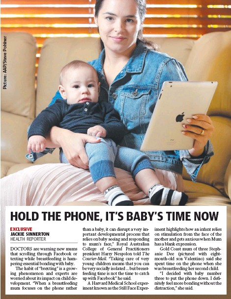 PressReader - The Courier-Mail: 2019-06-29 - HOLD THE PHONE, IT'S