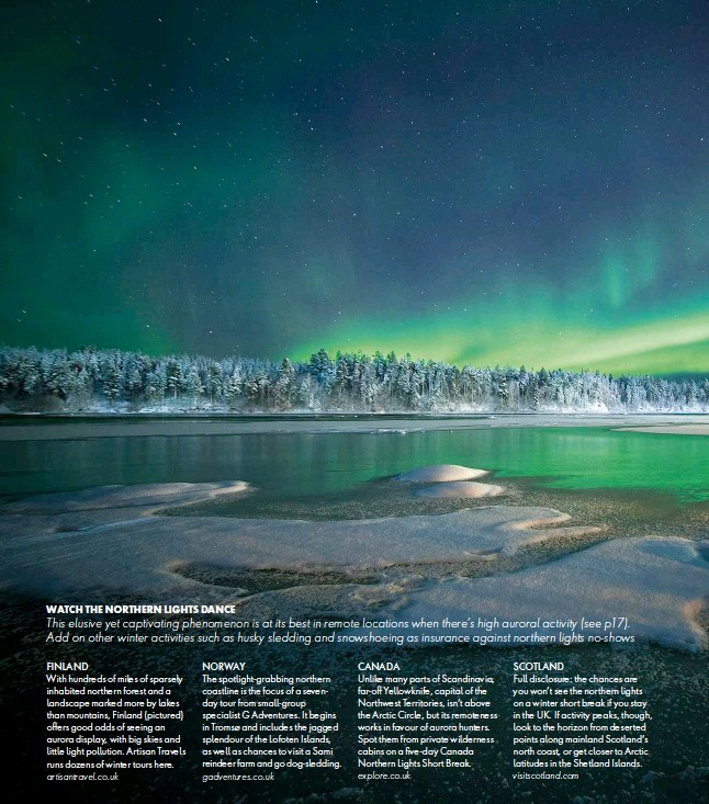 Pressreader Lonely Planet Uk 2018 11 29 Watch The Northern