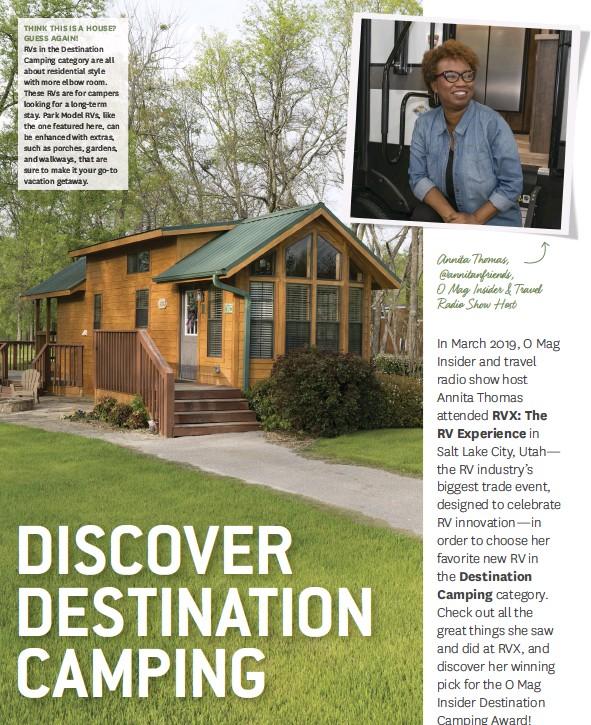 PressReader - O, The Oprah Magazine (USA): 2019-07-01 - DISCOVER