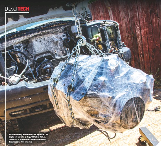 PressReader - Diesel Power: 2019-03-01 - 6 6L DURAMAX LB7
