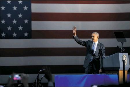 PressReader - Joy_Gritz Channel - Analysis: Obama one of