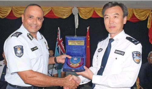 PressReader - Fiji Sun: 2019-07-26 - POLICE WAR ON ILLICIT DRUGS