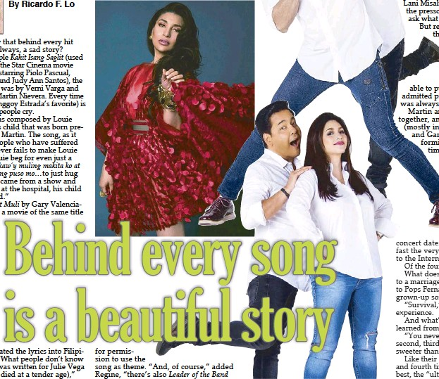 PressReader - The Philippine Star: 2015-02-06 - Behind every song is