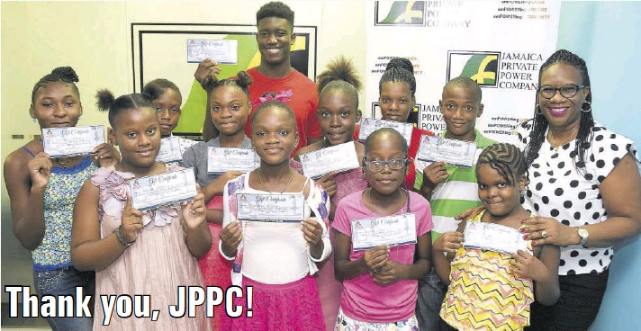 PressReader - Daily Observer (Jamaica): 2018-09-16 - Thank you, JPPC!