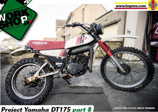 Wiring Diagram Yamaha Dt 175