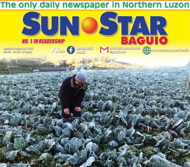 PressReader - Sun Star Baguio: 2019-01-31 - NO EFFECT