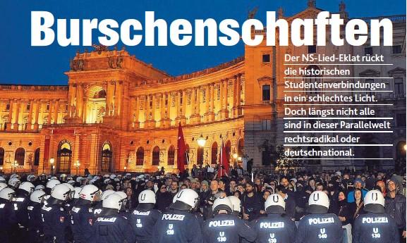 Pressreader Kronen Zeitung 2018 02 04 Burschenschaften