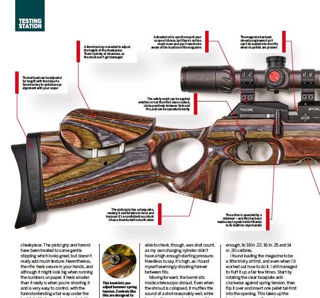 PressReader - Airgun Shooter: 2018-12-28 - FX Crown