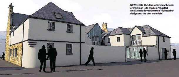 Pressreader the press and journal inverness highlands and new look the developers say the aim of their plan is to create a beautiful small scale development of high quality design and the best materials malvernweather Choice Image