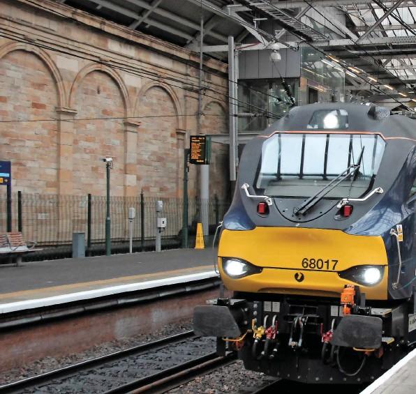 PressReader - Rail (UK): 2017-07-05 - Edinburgh Waverley