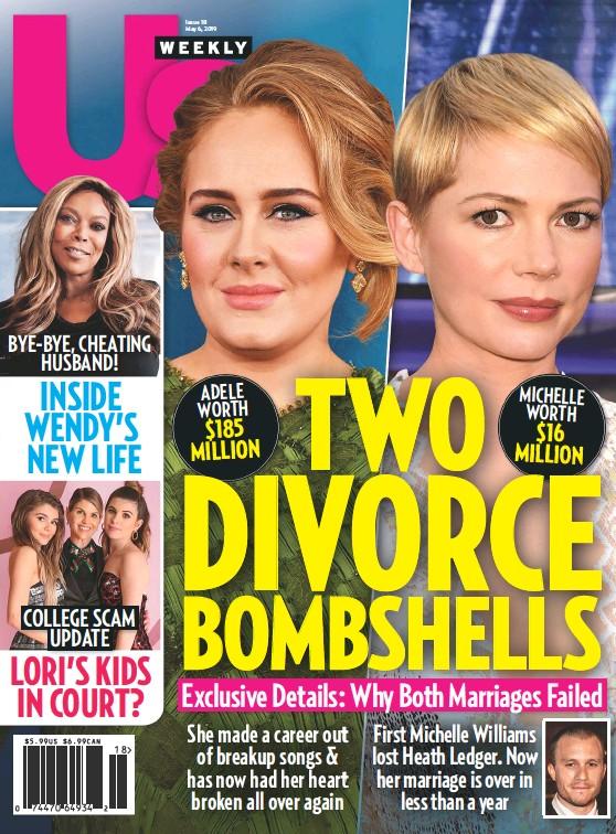 PressReader - US Weekly: 2019-05-06 - TWO DIVORCE BOMBSHELLS