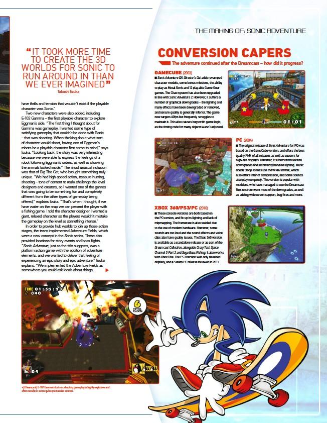 PressReader - Retro Gamer: 2018-12-28 - The Making Of: Sonic